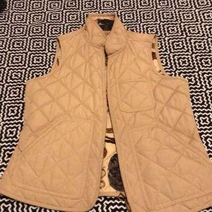 Reversible insulated Ralph Lauren Vest